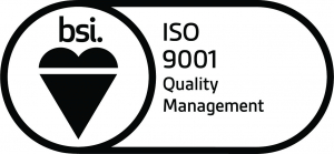 Logo BSI Assurance Mark ISO 9001 KEYB